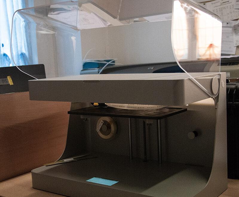 stampa 3d fibra di carbonio